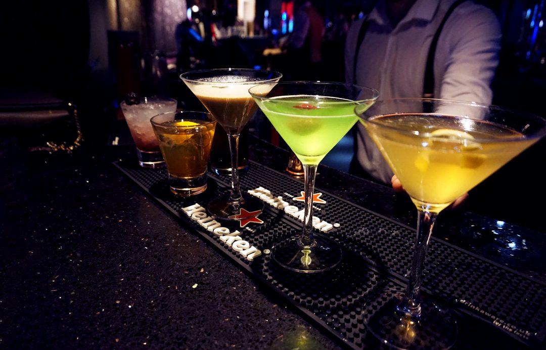 Grosvenor Casinos After Dark Cocktails